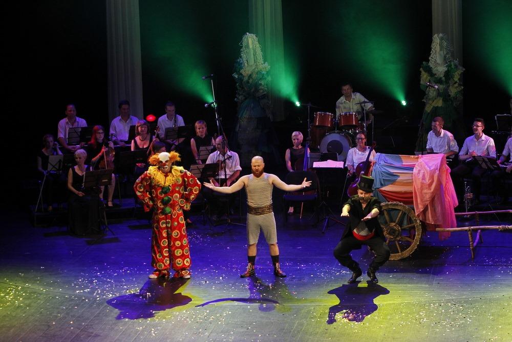 #ChernihivTheatre: завершився 93 театральний сезон (Фото)