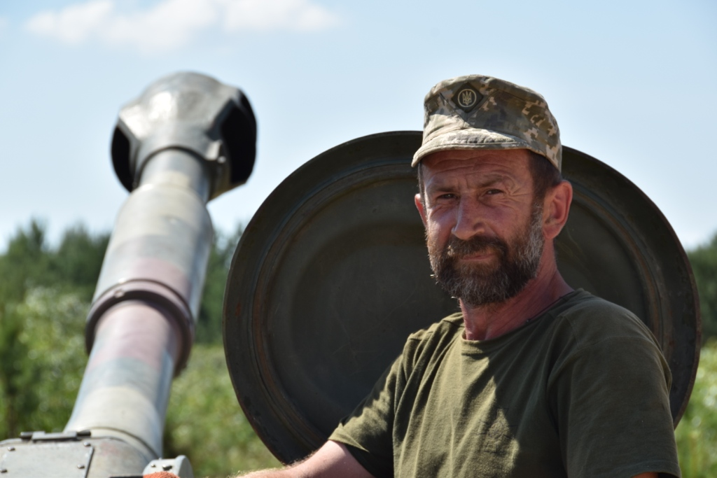 На Чернігівщині стріляв увесь спектр бригадної артилерії (Фото)