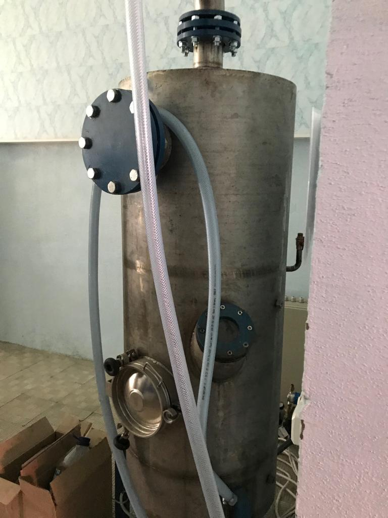 У підпільному цеху, викритому на Чернігівщині, виготовляли небезпечний сурогат (Фото)