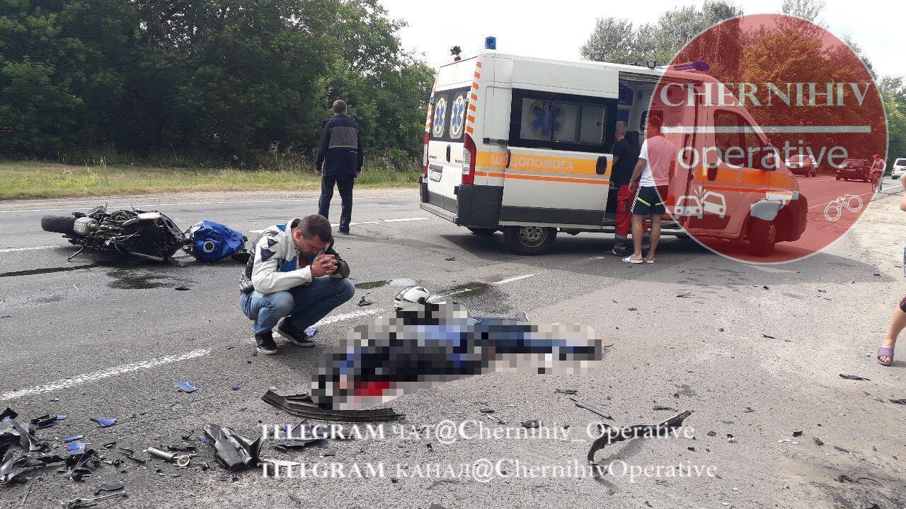 На проспекті Миру смертельна ДТП (Відеофакт. Фото. ОНОВЛЕНО)