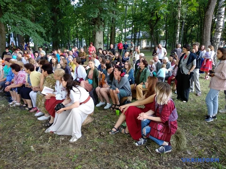 Школа традиційної музики на Чернігівщині зібрала учасників із чотирьох країн (Фото)