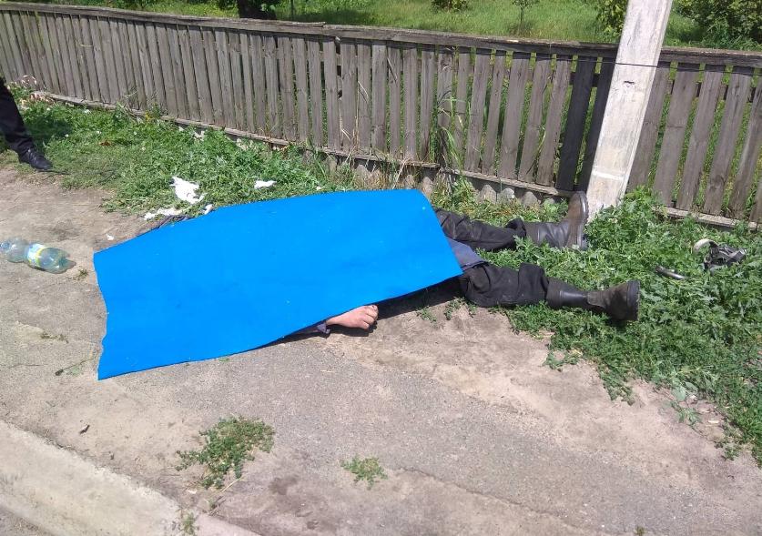 Відомі подробиці загибелі працівника Менського РЕМу (Фото 18+)