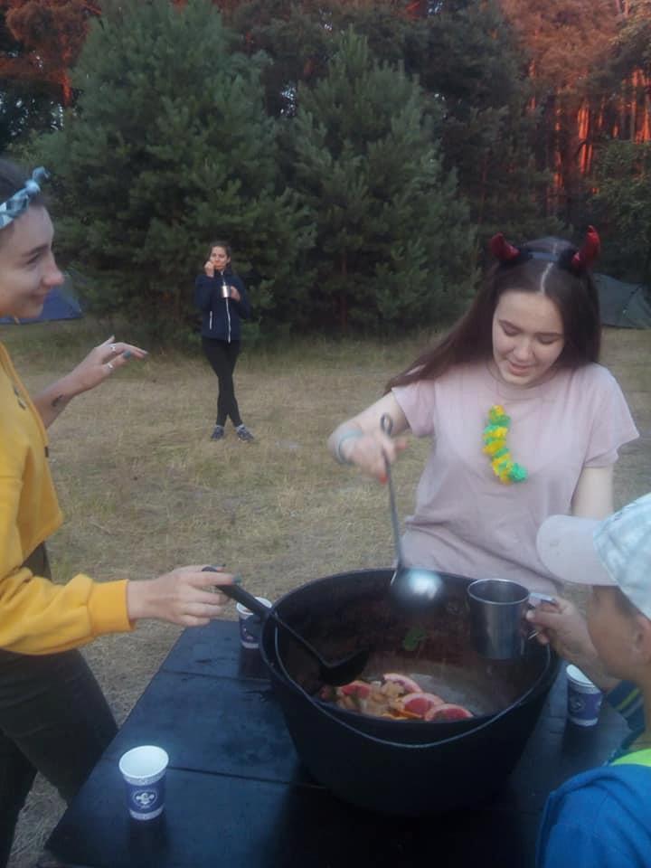 На Чернігівщині відбулася «гавайська вечірка» (Фото)