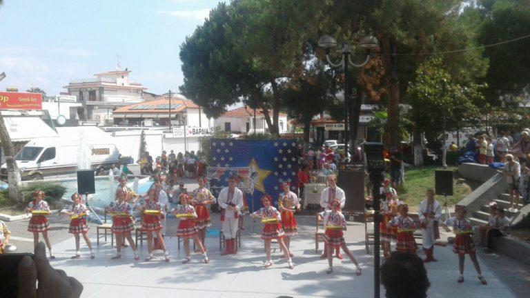 Учні Ніжинської хореографічної школи підкорили Грецію (Фото)