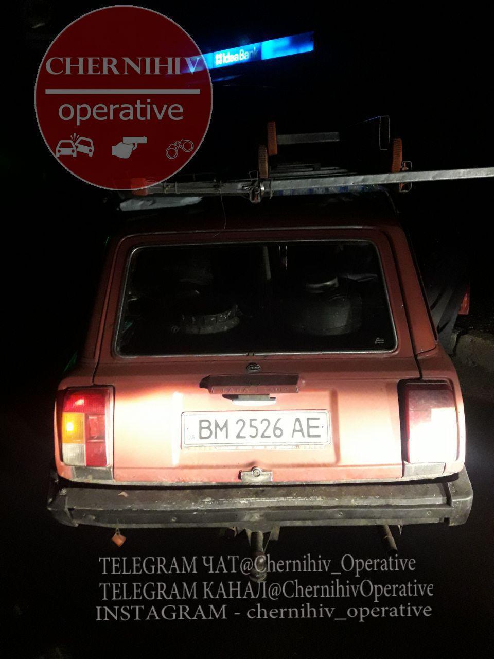 Патрульні зупинили трьох водіїв під кайфом (Фото)