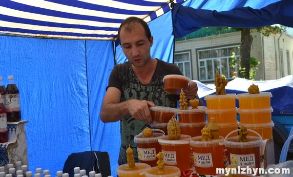У Ніжині розкрив обійми Фестиваль меду (Фото)