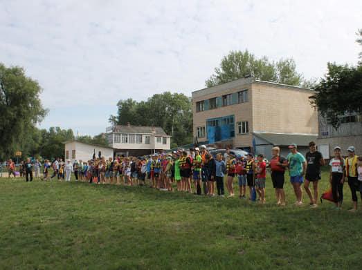 У Чернігові пройшов чемпіонат з веслування на байдарках і каное (Фото)