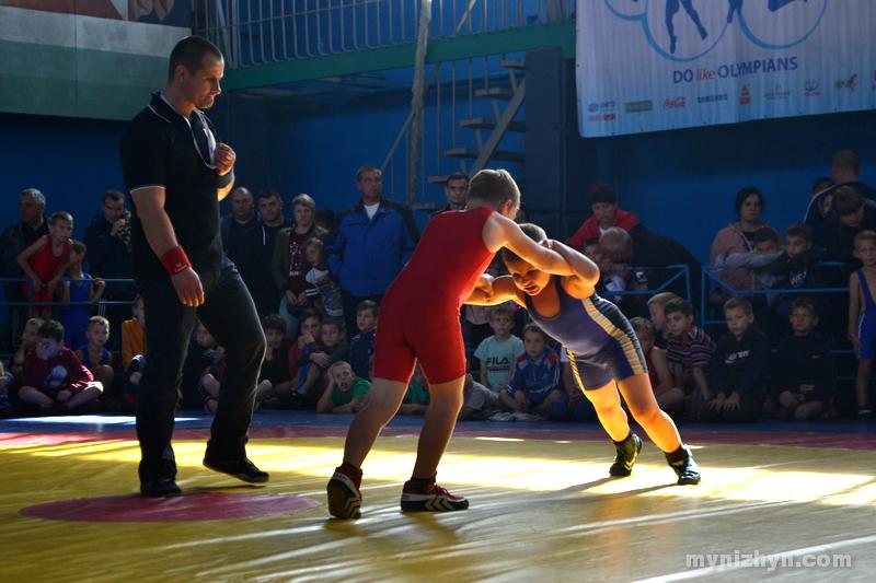 П'ятий ювілейний турнір з вільної боротьби: у Ніжин завітала Ірина Мерлені (Фото)