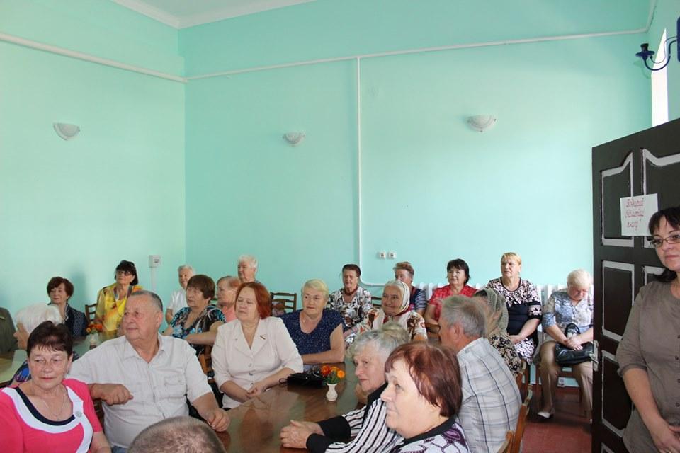 У Новгород-Сіверському відбувся вечір-зустріч небайдужих до мистецтва (Фото)