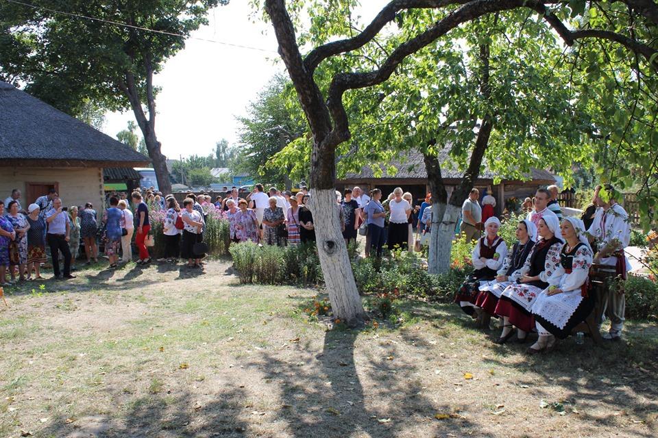 «Сіверські клейноди» на святкуванні 125-річчя Олександра Довженка (Фото)