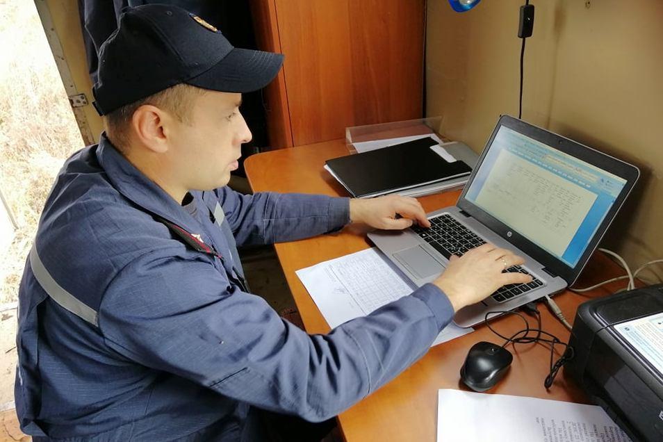 Вогнеборці Чернігівщини продовжують заходи з ліквідації пожеж на торфовищах (Фото)