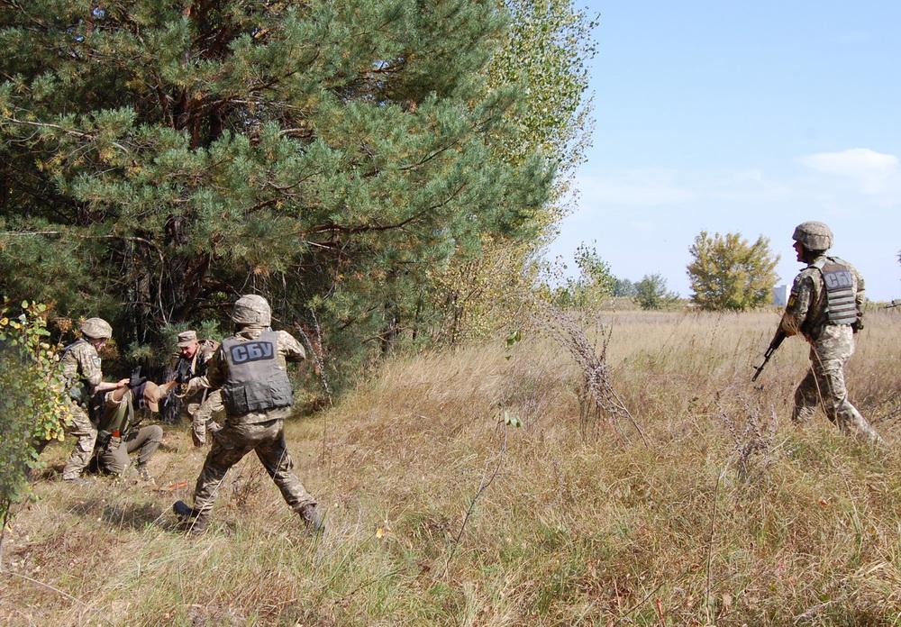 На Чернігівщині СБУ провела планові контрдиверсійні командно-штабні навчання (Фото)