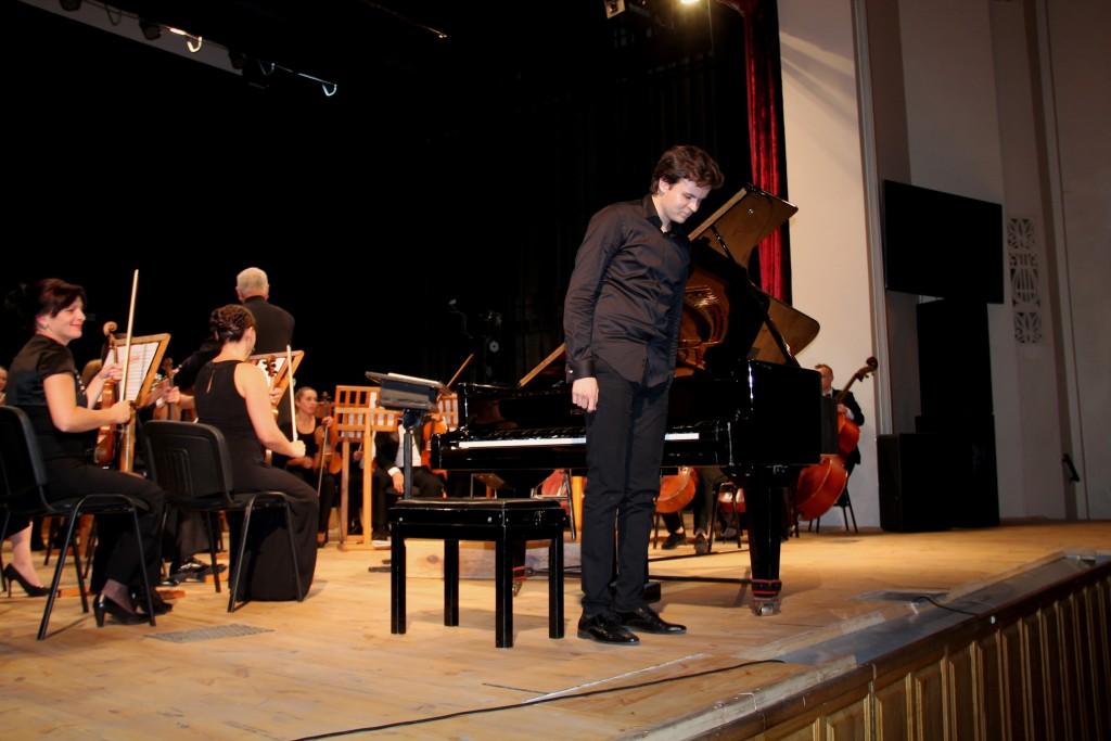 Академічний симфонічний оркестр «Філармонія» представив нову програму (Фото)
