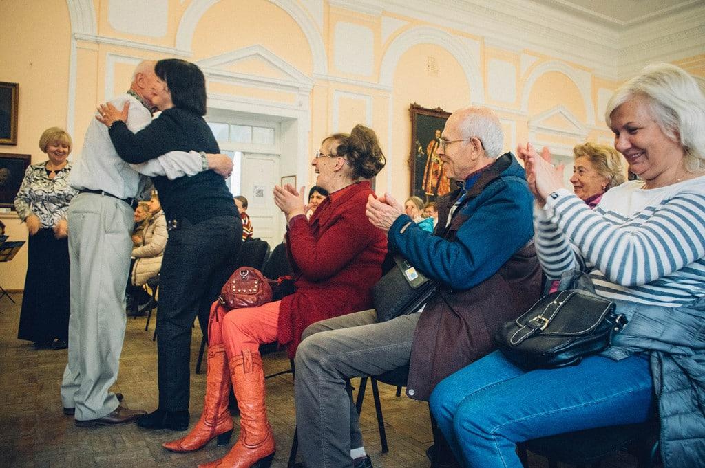 «Ходить осінь – на любов багата»: відбулися «Музичні зустрічі» до Дня міста (Фото)