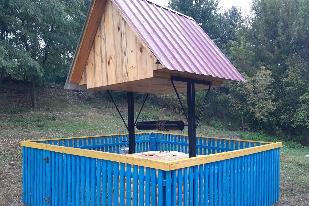 На Чернігівщині облаштовують криниці