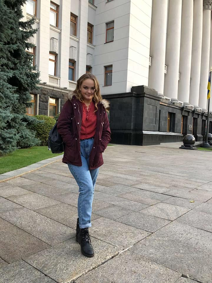 Руслана Пашук з Ічні представила Чернігівщину на заході у Верховній Раді (Фото)