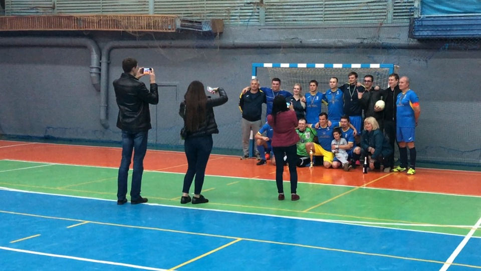 Правники Чернігівщини мірялися футбольними силами