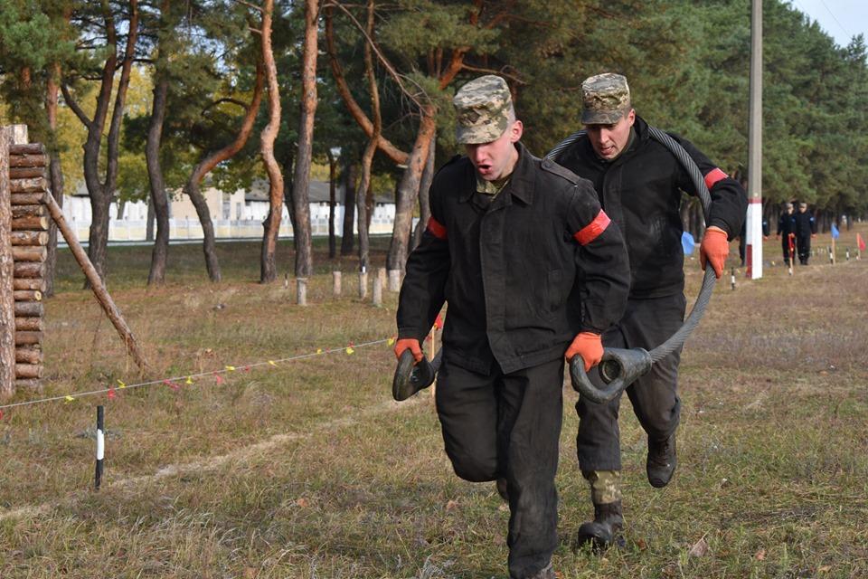 У «Десні» визначали кращих ремонтників (Фото)