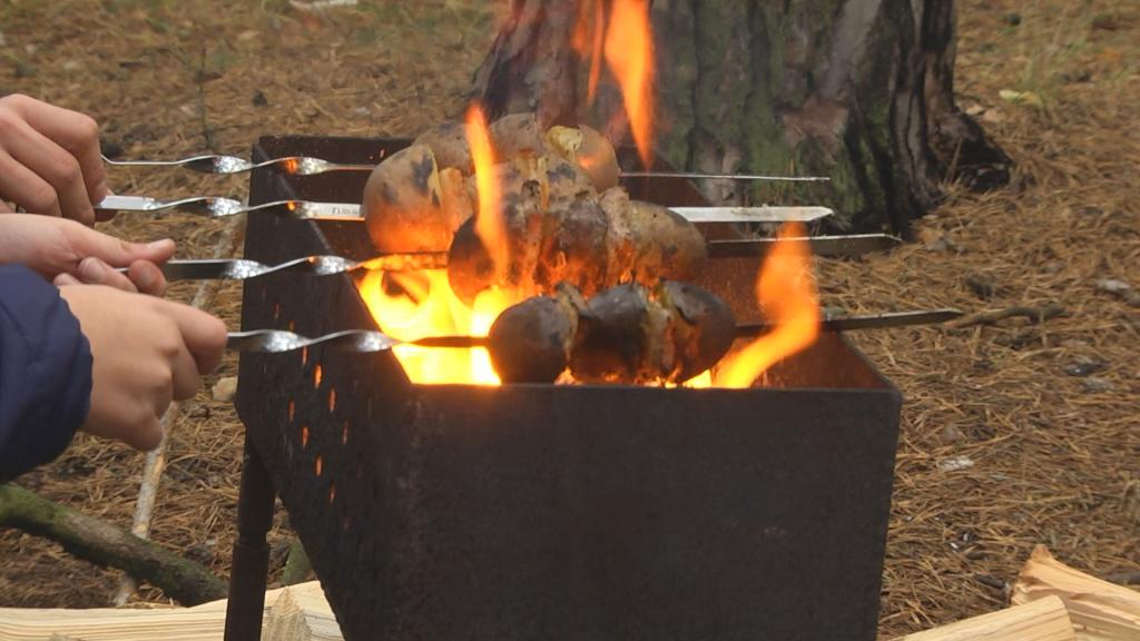Забіг на Дубках: як чернігівці привертали увагу до здорового способу життя (Фото)