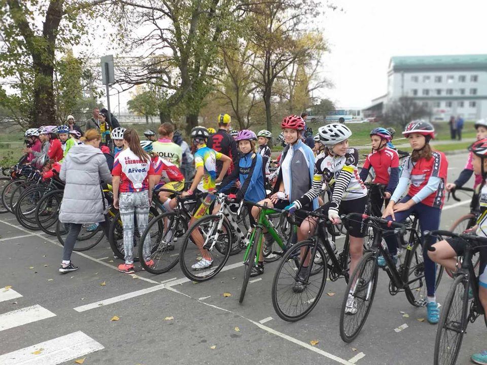 Чернігівські велосипедисти – переможці чемпіонату України (Фото)