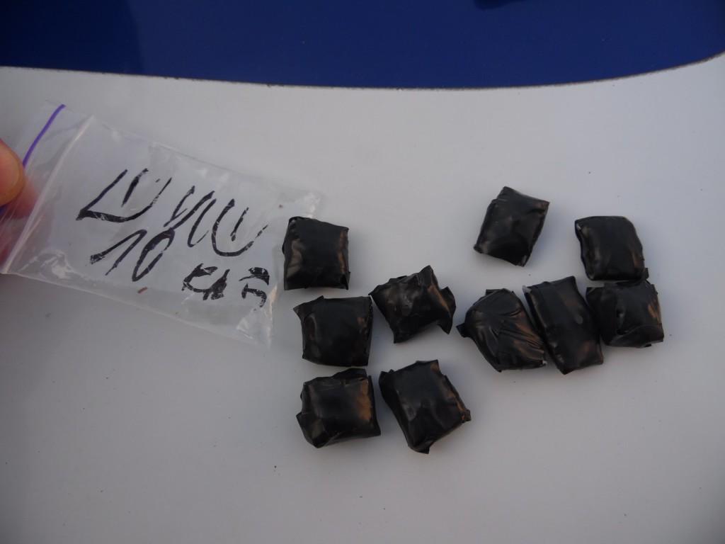 У Славутичі затримали жителя Чернігова, що робив наркотичні закладки (Фото)