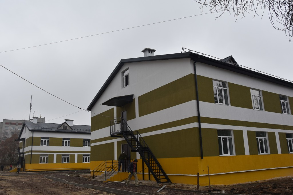 У Чернігівському гарнізоні для контрактників відкриють три нові гуртожитки (Фото)