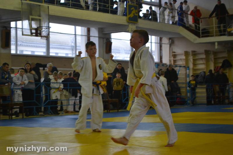 """Вперше у Ніжині відбувся Міжнародний турнір з дзюдо """"SPARTA CUP"""" (Фото)"""