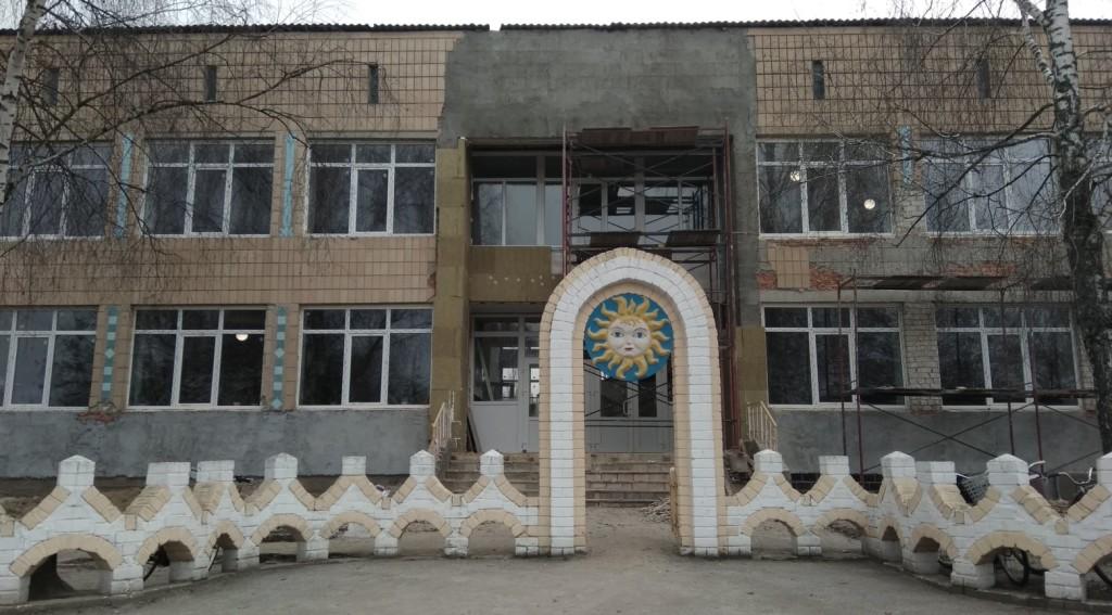 У Сосницькій громаді одночасно відбудовують три великих об'єкти (Фото)