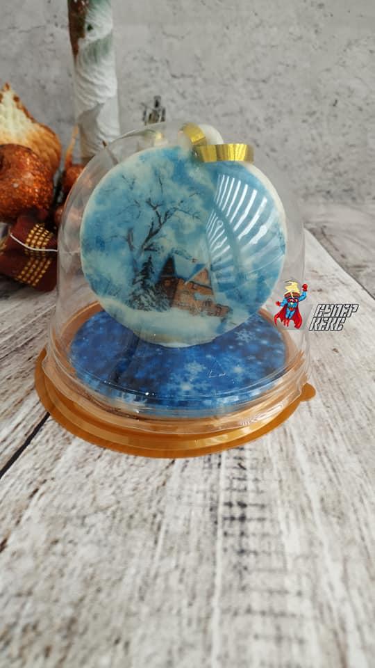 Пряничні пазли та карамельні тарілки: чернігівка вдома створює оригінальні солодощі (Фото)