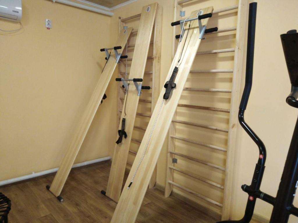 У Мені відкрили тренажерний зал для людей поважного віку (Фото)