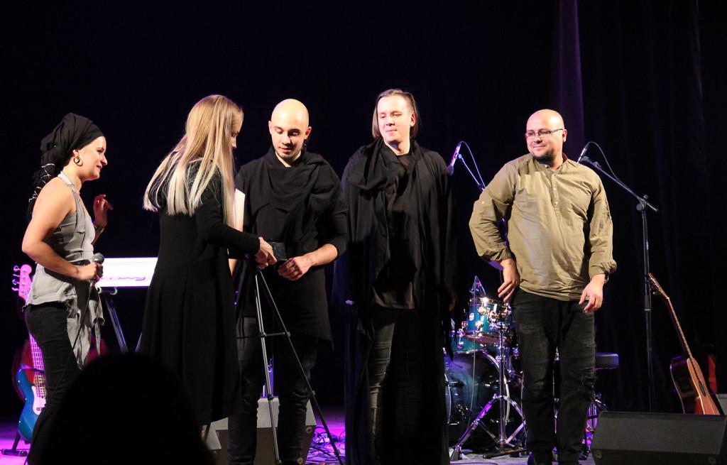 Чернігів вперше прийняв міжнародний фестиваль «JAZZ BEZ» (Фото)