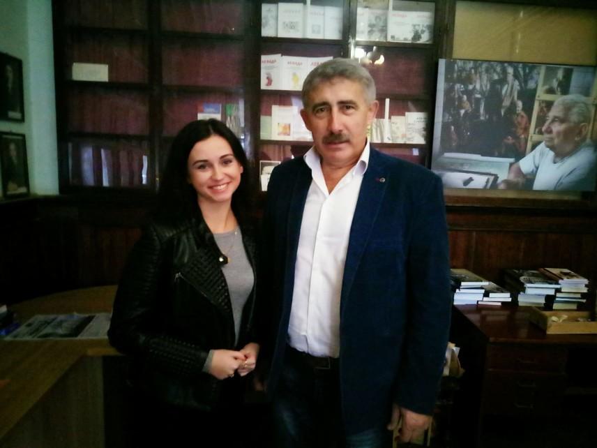 з Михайлом Сидоржевським