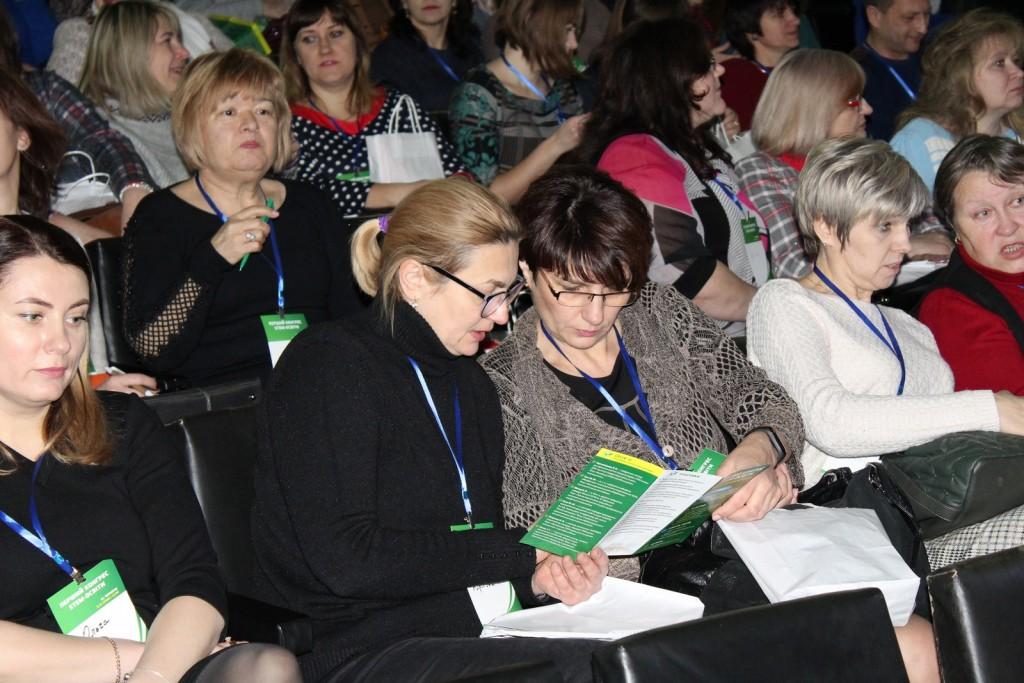У Чернігові пройшов перший конгрес STEM-освіти (Фото)