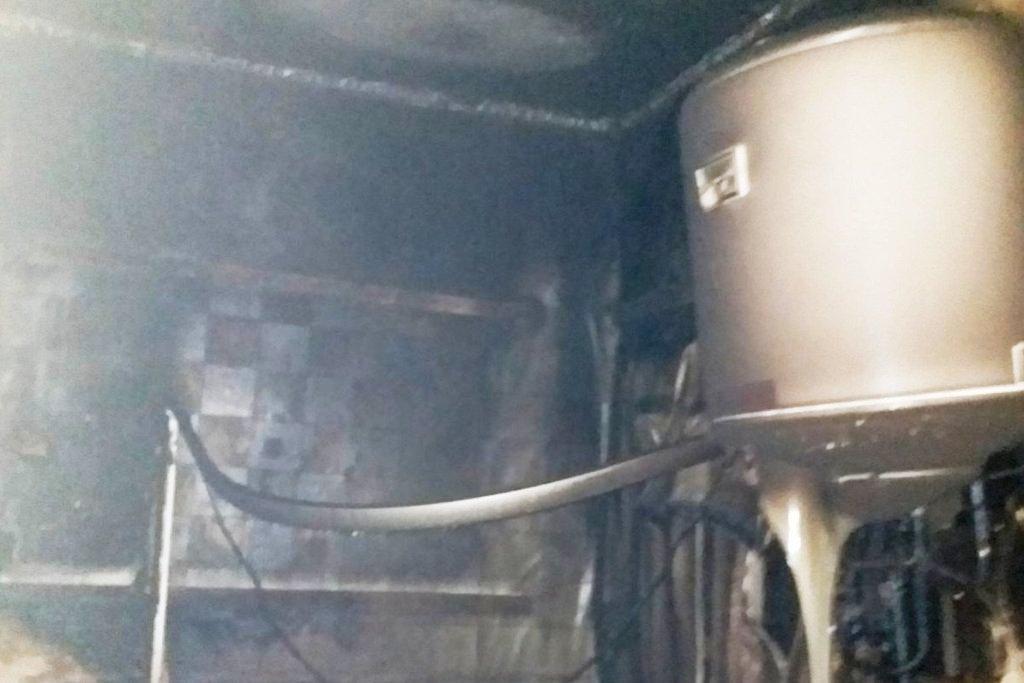 Під час пожежі вогнеборці виявили тіло 58-річного чоловіка (Фото)