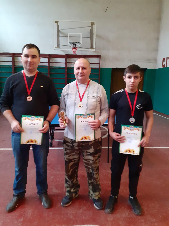 На Чернігівщині провели турнір з настільного тенісу пам'яті земляка-афганця (Фото)