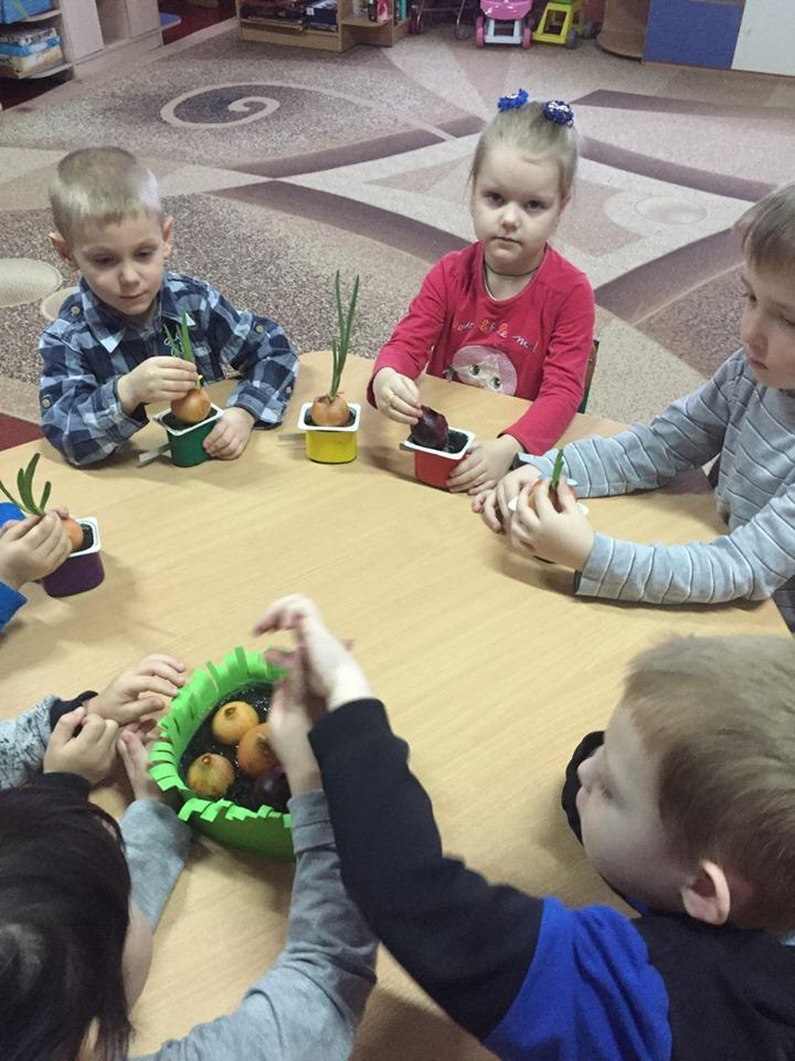 У коропському дитсадку вихованці облаштували мінігород на підвіконні (Фото)