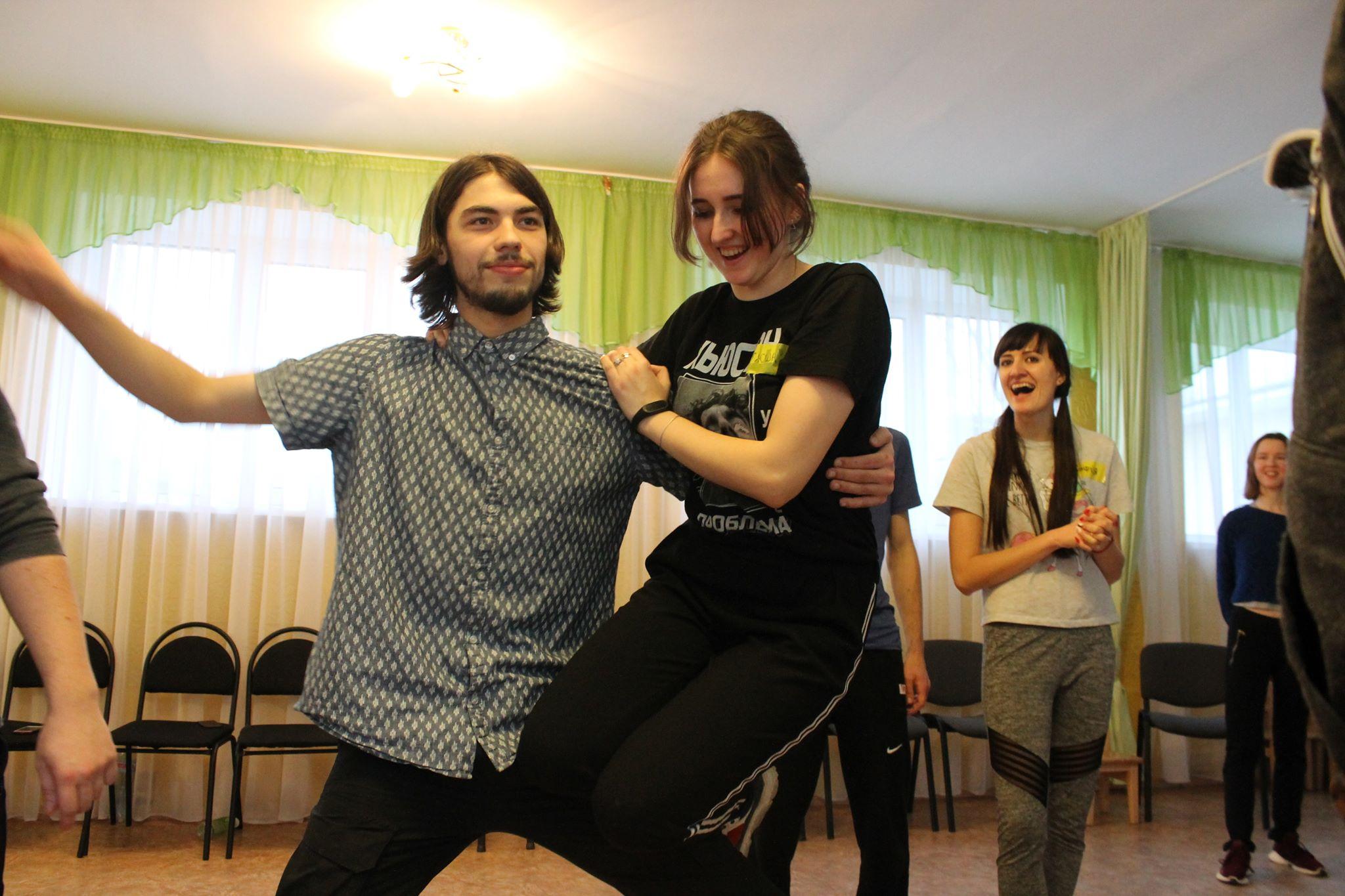 Театр EX LIBRIS: навчання, що змінює ракурс поглядів (Фото)