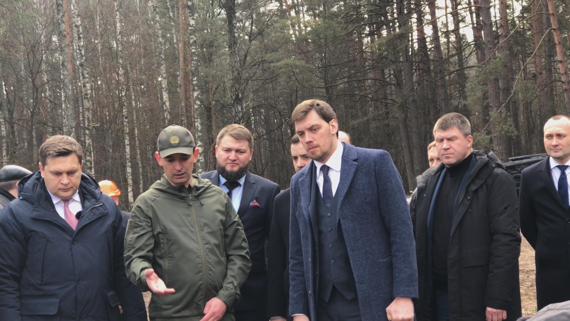 Прем'єр побував на Чернігівщині: подробиці візиту Олексія Гончарука (Фото, Відео)