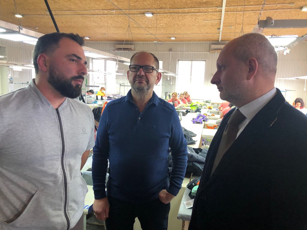 Євросоюз спільно з ЄБРР підтримує розвиток малого та середнього бізнесу в Україні: чернігівський бренд COLLAR розповів про свій шлях до успіху