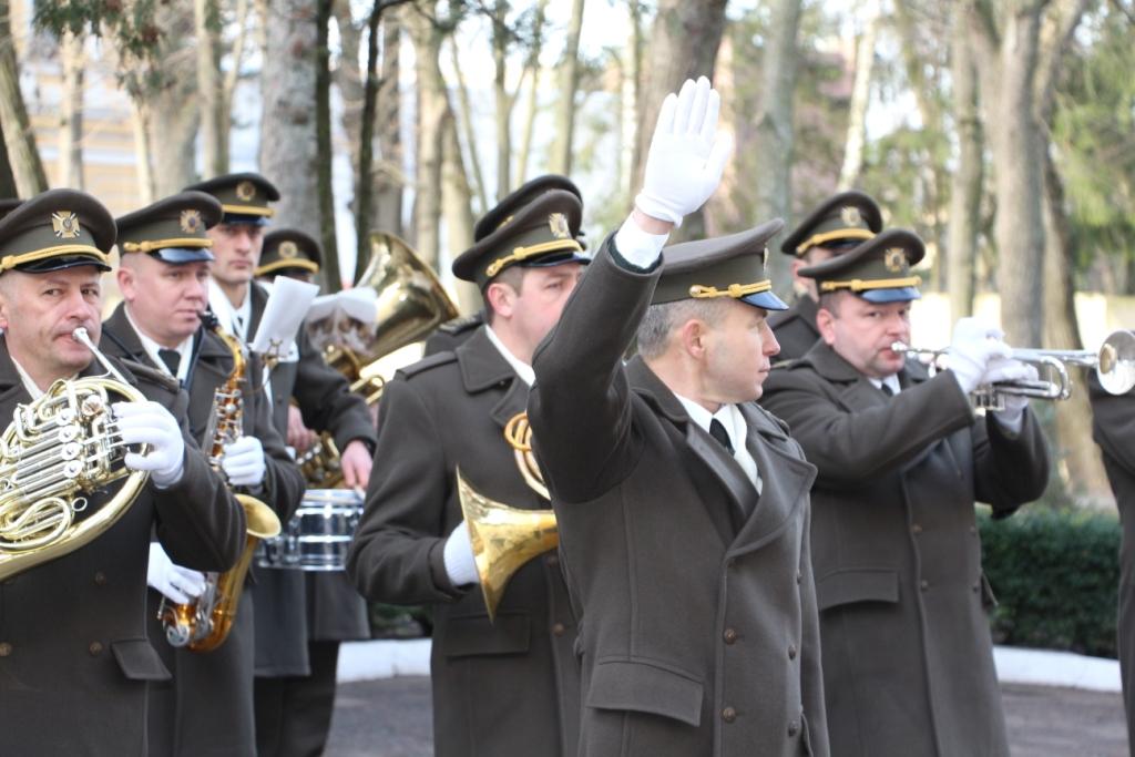 У Чернігові відзначають 5-річчя створення оперативного командування «Північ» (Фото)