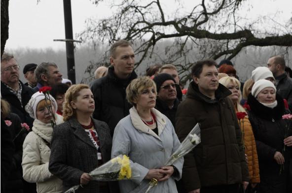 У Чернігові вшанували Тараса Шевченка (Фото)