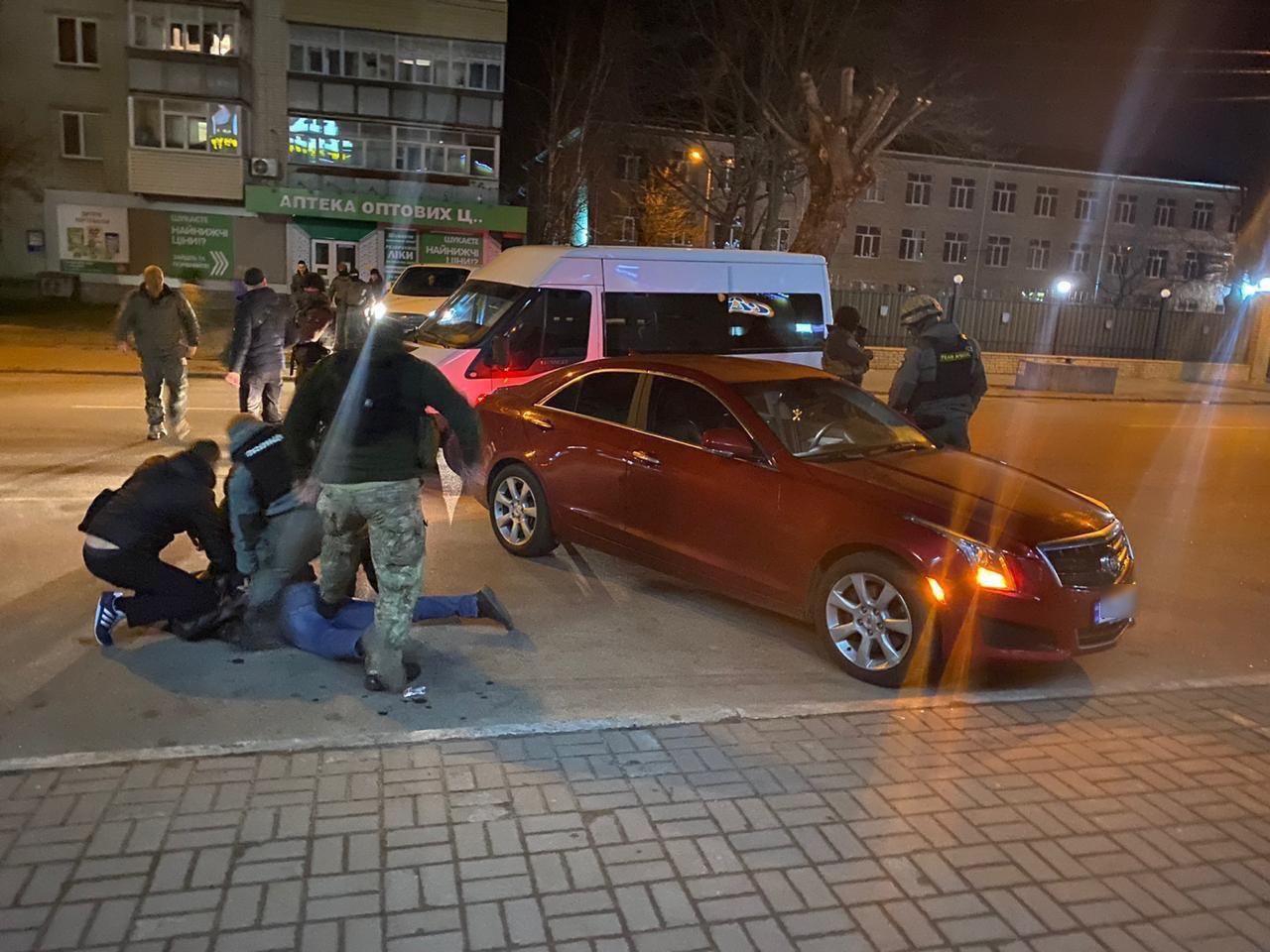 У Чернігові прикрили нарколабораторію із товаром на суму понад 110 мільйонів гривень (Фото)