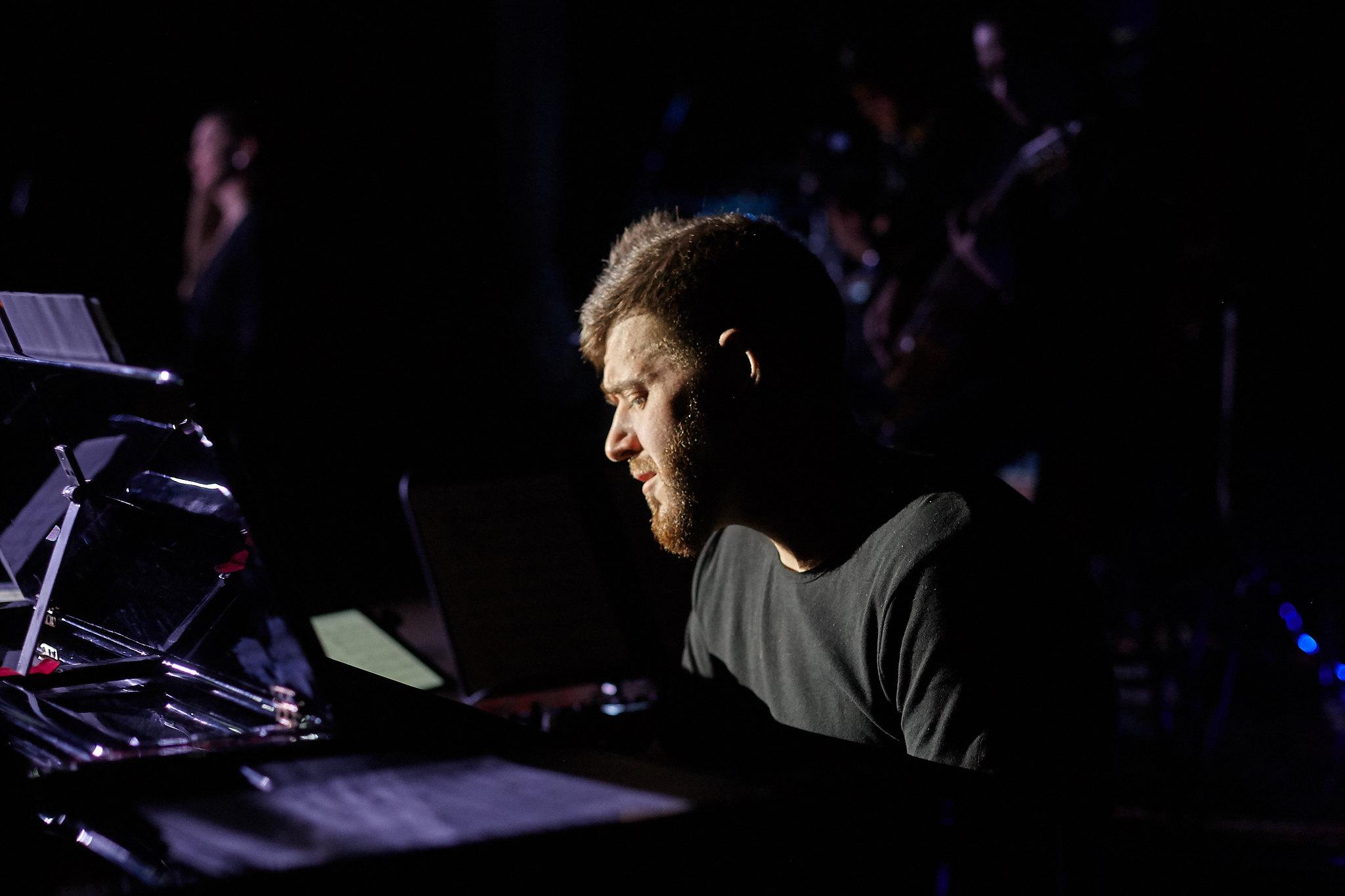 Сучасний джаз: тринадцята «Jazz-куліса» у Чернігові (Фото)