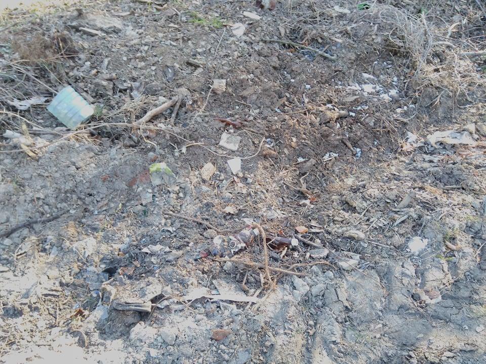 Весна прийшла: Чернігів «накриває» сміттям (Фото)