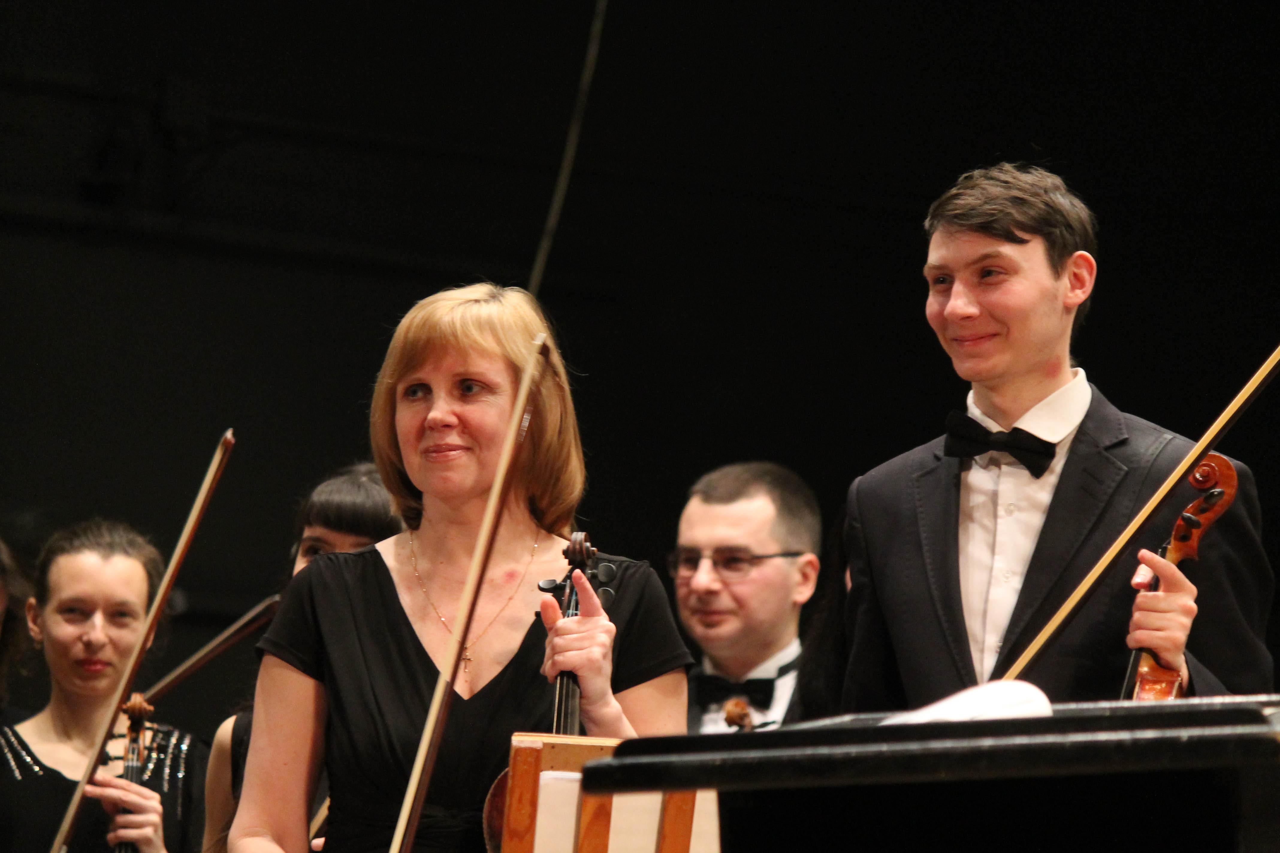 Відкрився ХХ фестиваль класичної музики «Сіверські музичні вечори» (Фото)