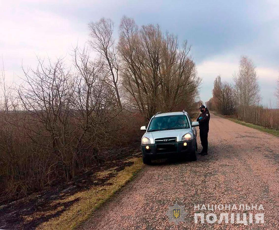 В осередку спалаху COVID-19 на Чернігівщині чергуватиме поліція (Фото)