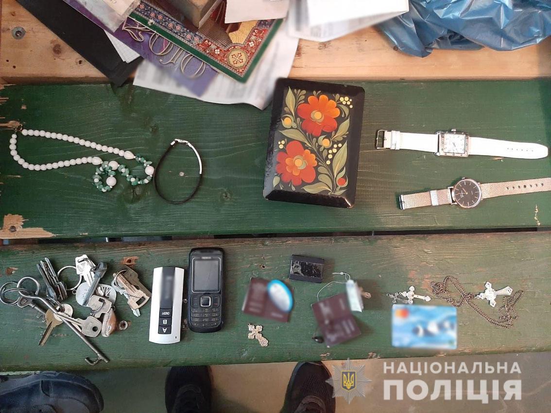 У Ніжині поліція затримала групу квартирних злодіїв-гастролерів (Фото)
