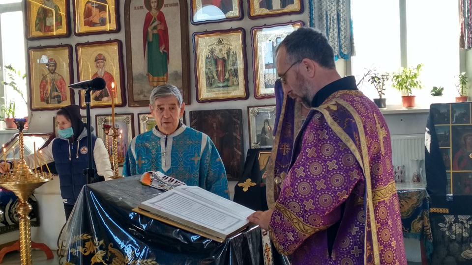 Храм на Чернігівщині транслюватиме богослужіння на вулицю