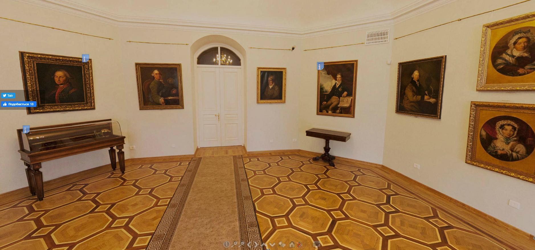 Подорожувати Батурином, не встаючи з дивану: віртуальна «Гетьманська столиця» (Фото)