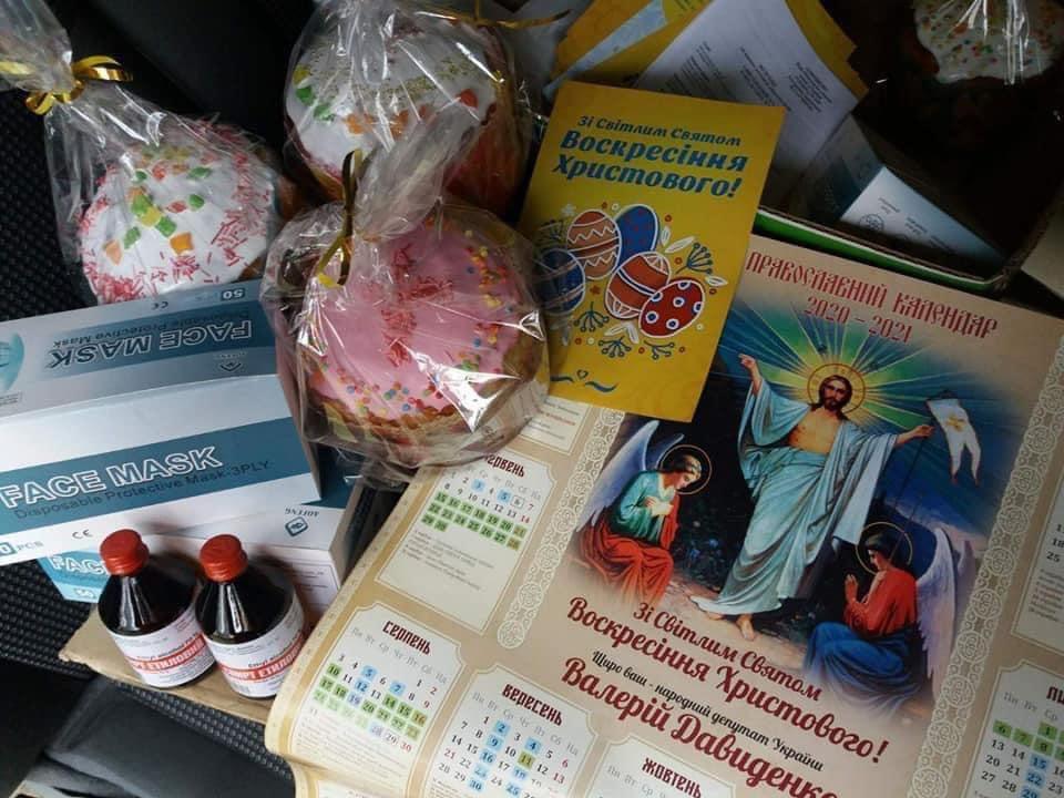 Валерій Давиденко забезпечив лікарні Чернігівщини експрес-тестами на коронавірус й антибіотиками